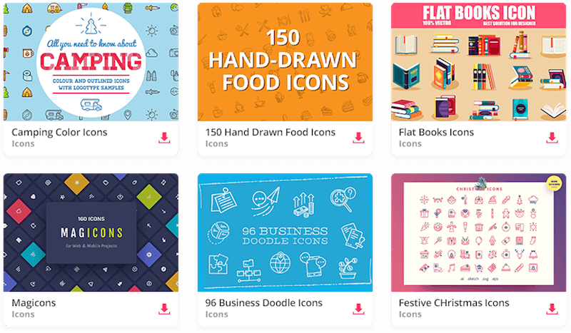 55 High Quality Sets With Free Desktop Icons Smashing Magazine