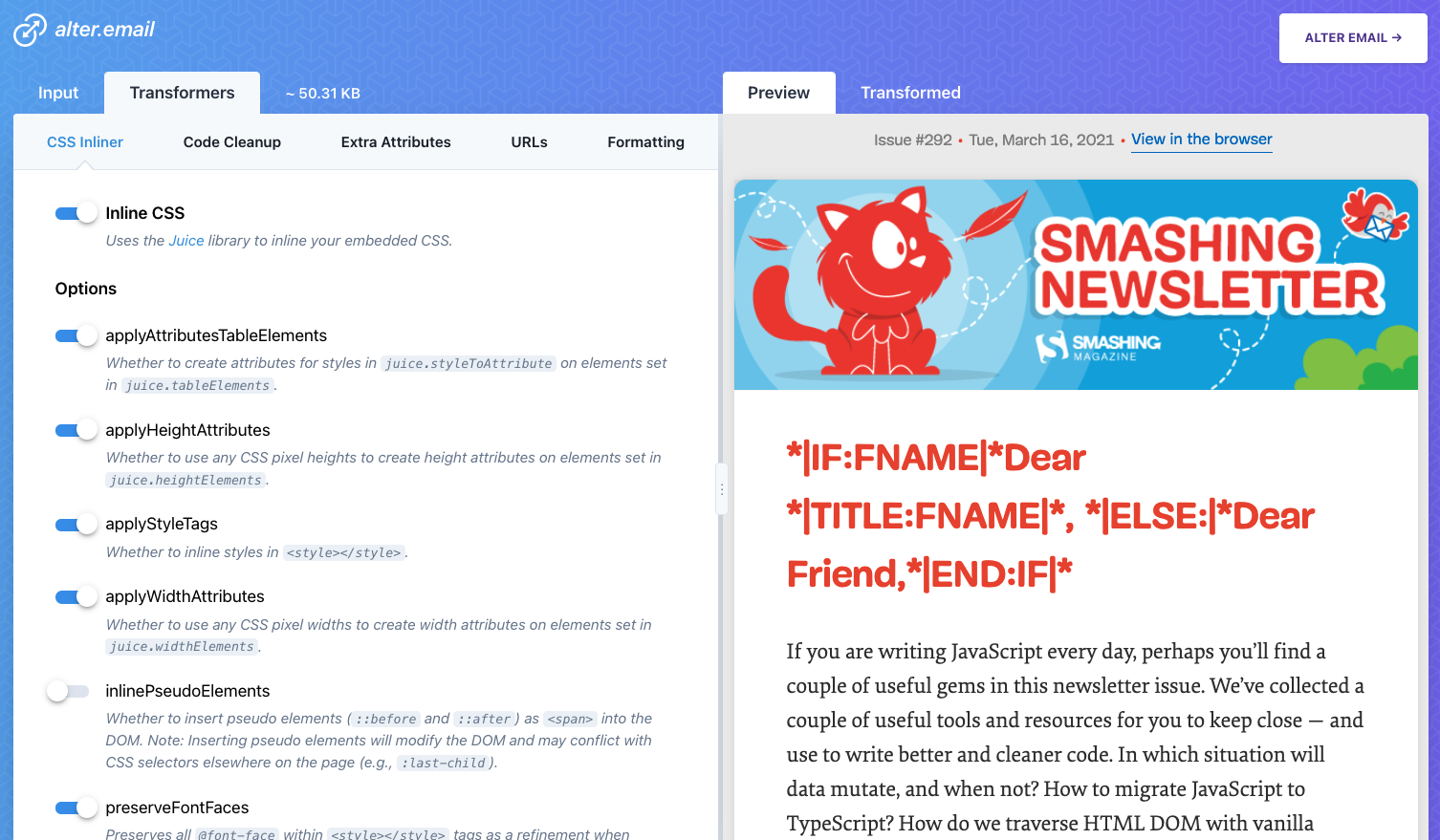 A Complete Guide To HTML Email