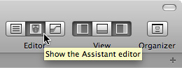 Assistant Editor Toggle