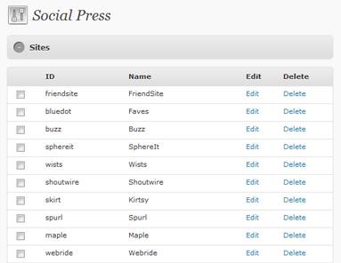 Social Press