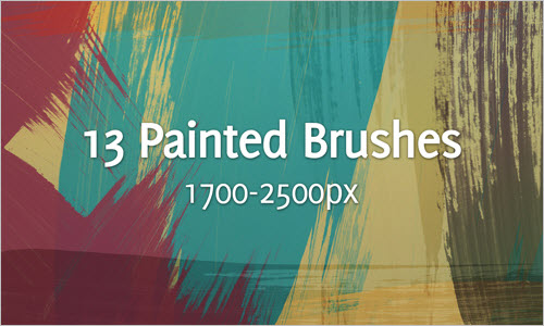 500+ Photoshop Brushes for Creating Brush Strokes