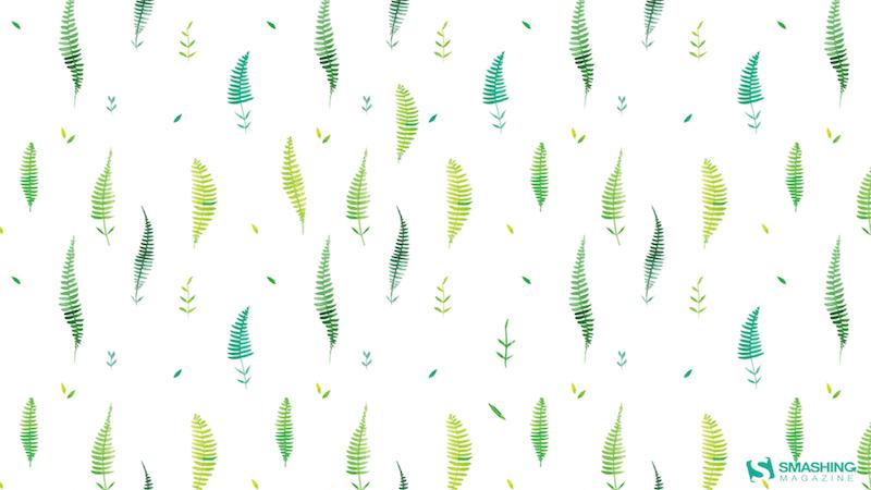 February Ferns