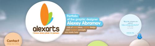 Alex Arts Website