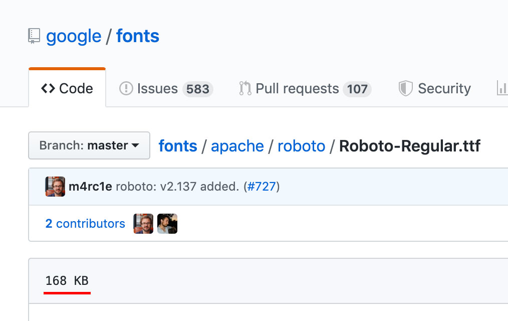 Optimizing Google Fonts Performance — Smashing Magazine