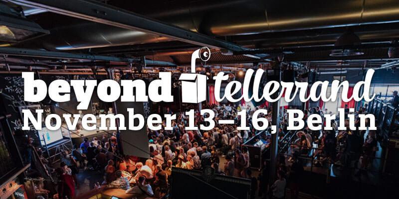 beyond tellerrand // BERLIN 2019