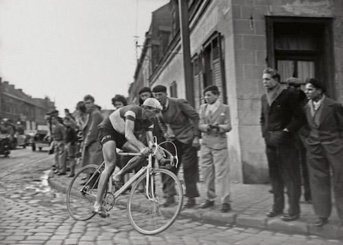 Coppi - Paris-Roubaix 1950