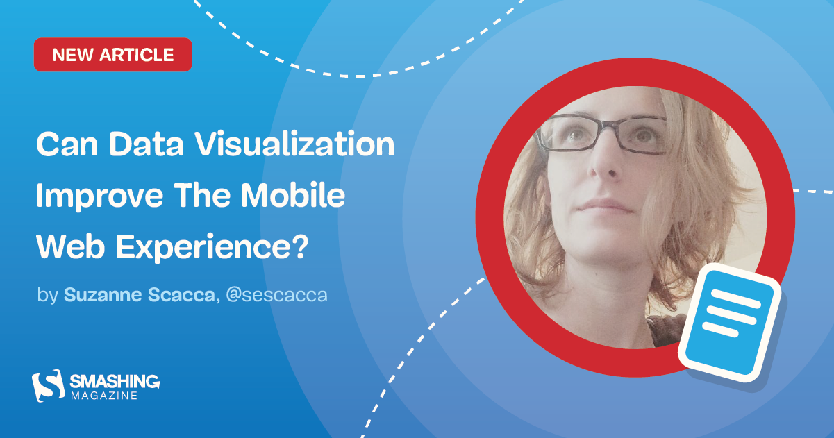 Can Data Visualization Improve The Mobile Web Experience?