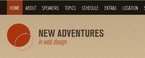 New Adventures in Web Design
