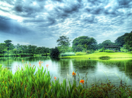 HDR Photos - ECO Lake