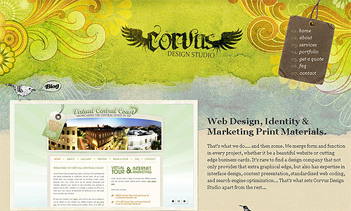Corvus Art Design Studio