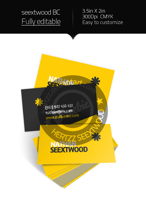 Business Card Design Starter Kit Showcase Tutorials Templates - 2 sided business card template word