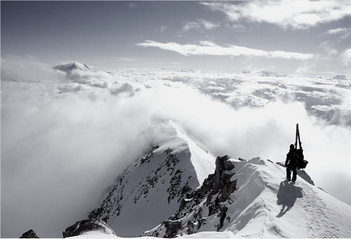 Mind-Blowing Photos - Skier's Paradise