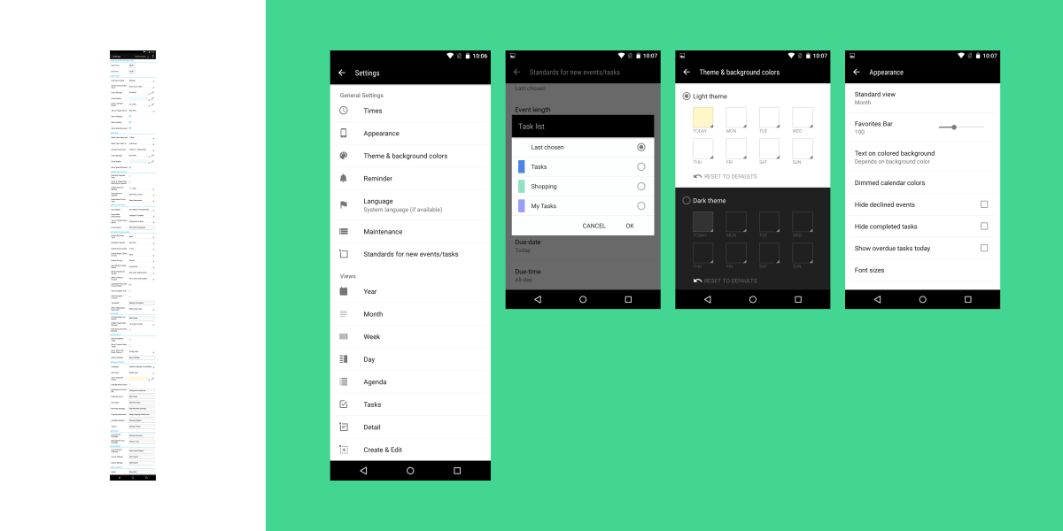 Making Time: Redesigning A Calendar Experience For Android