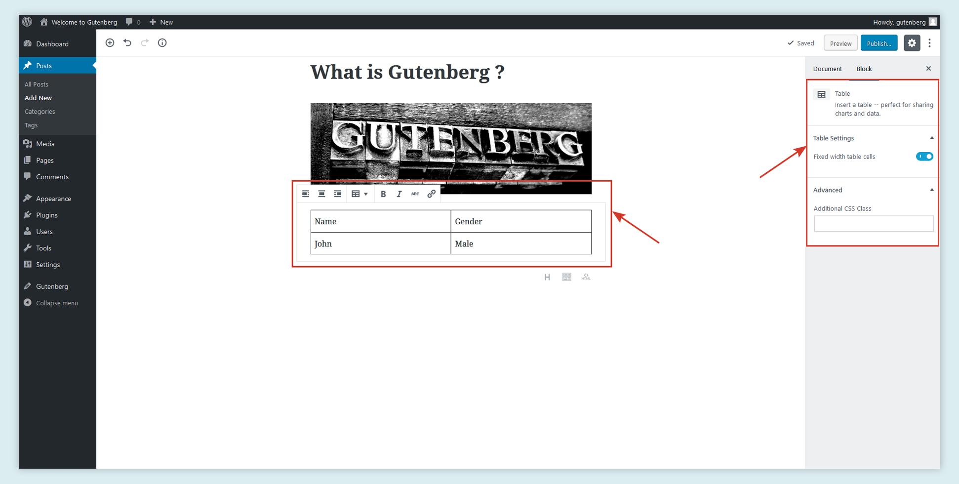 The Complete Anatomy Of The Gutenberg WordPress Editor — Smashing