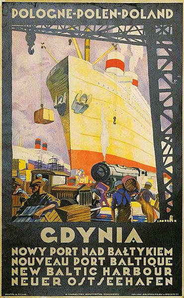 Stefan Norblin - Gdynia