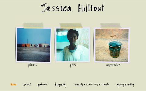 Jessica Hilltout