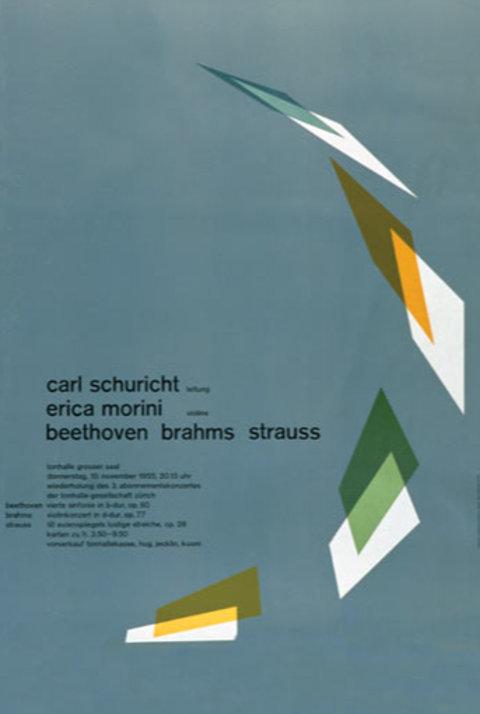 Josef Müller-Brockmann's work