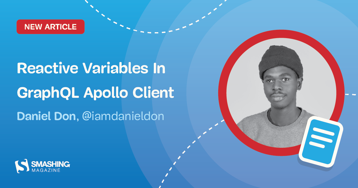 Reactive Variables In GraphQL Apollo Client