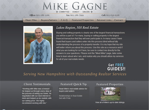 Mike Gagne Realtor Services