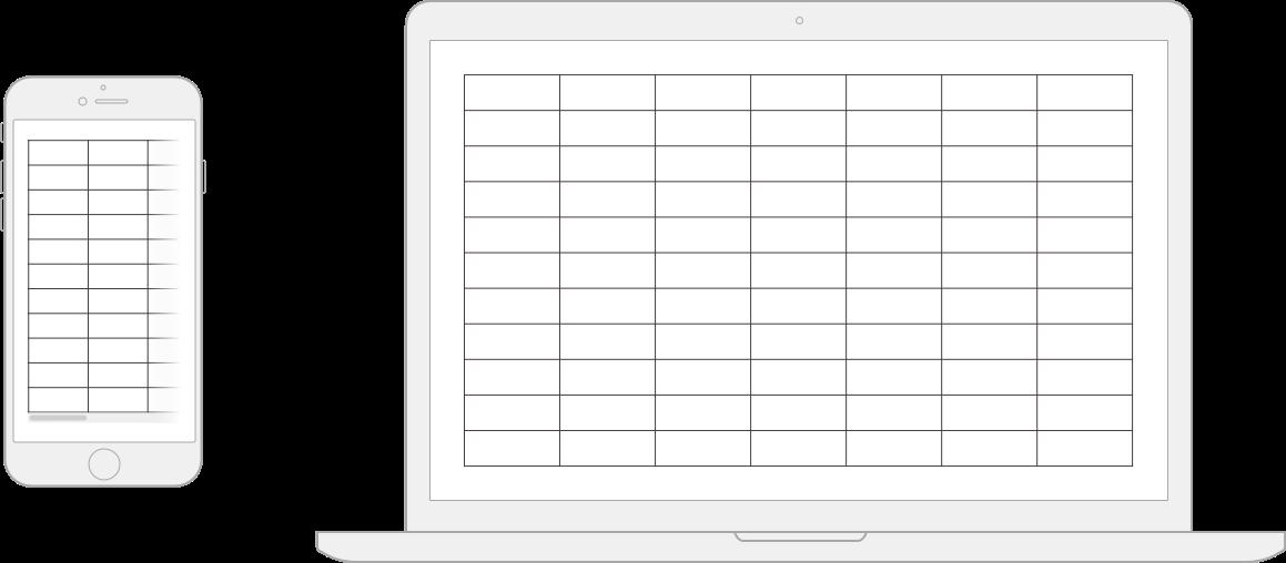 Table Design Patterns On The Web — Smashing Magazine