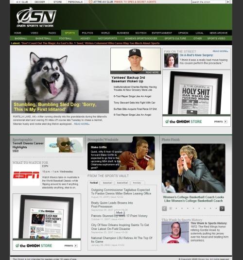 Onion Sports Network
