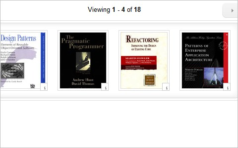Create an Amazon Books Widget with jQuery and XML