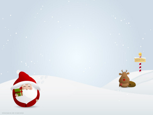 Christmas Wallpapers in 1024x768 for iPad2 and iPad Mini