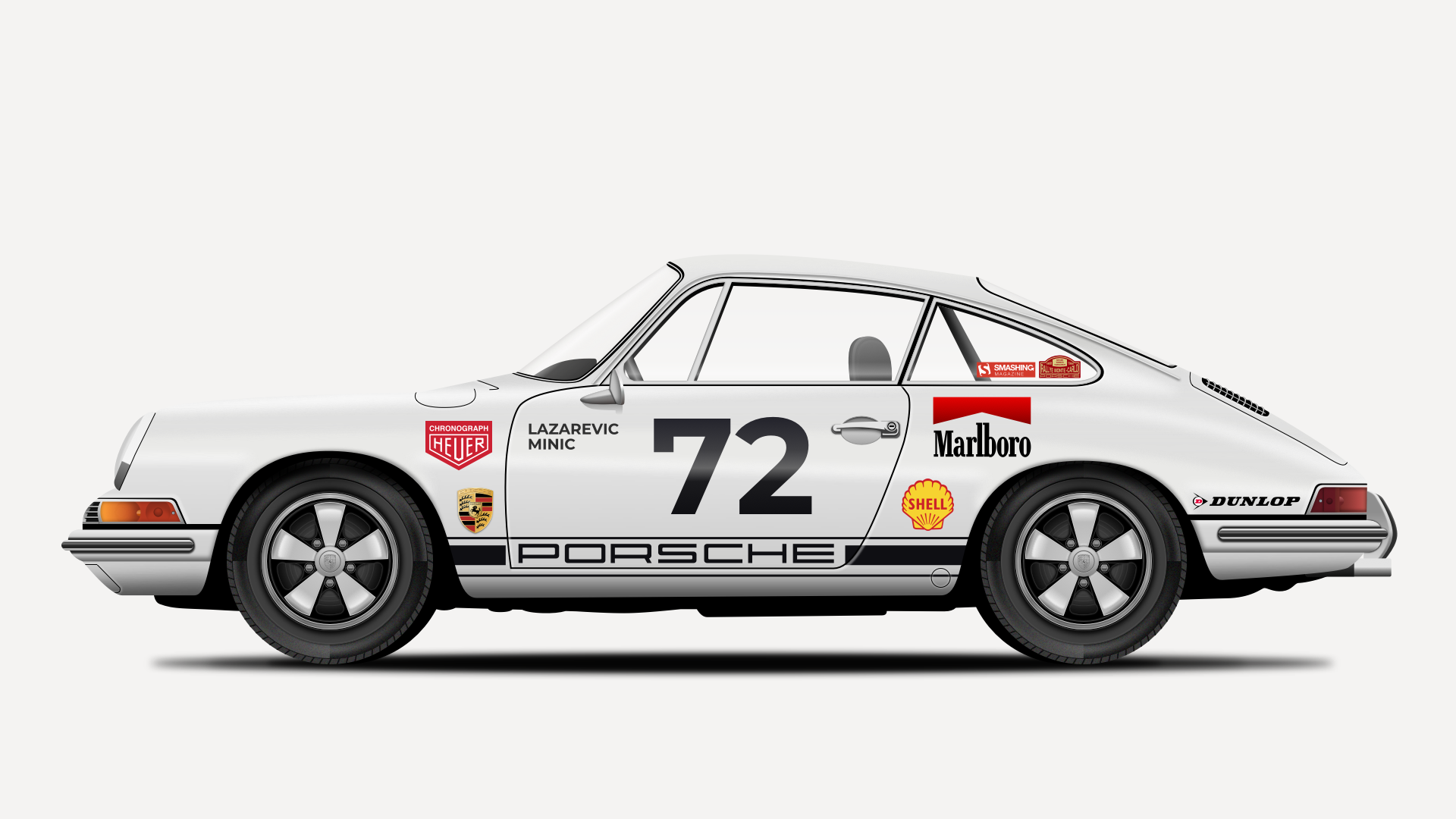 How To Create A Porsche 911 With Sketch (Part 1)