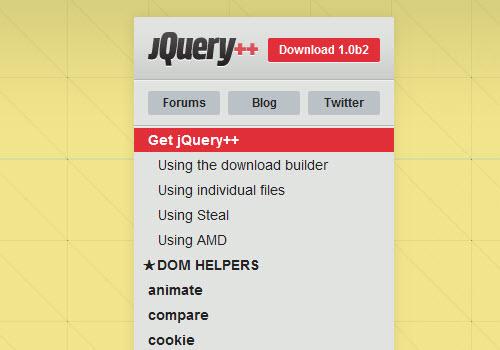 jQuery++