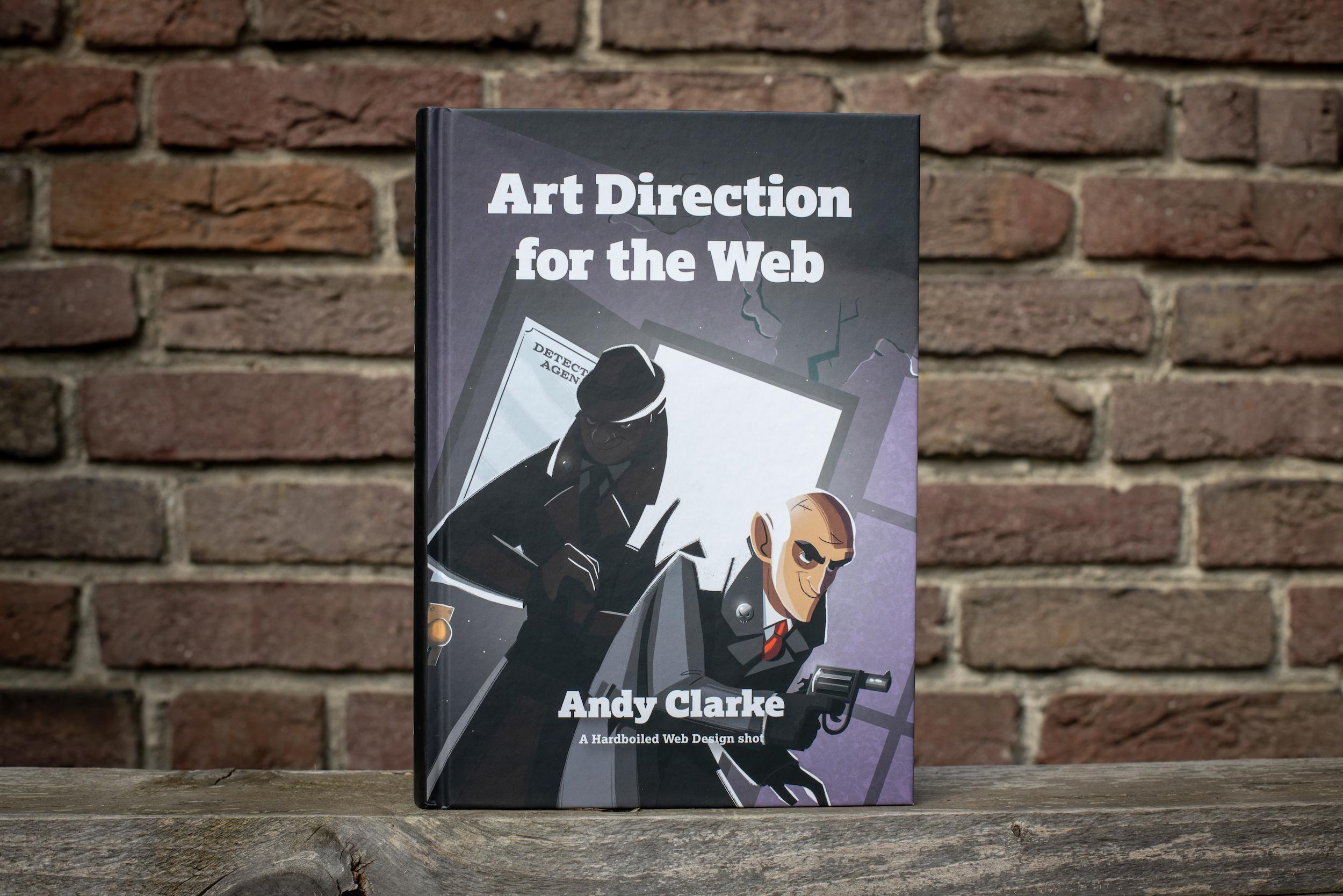 Andrew Clark Art Web Design