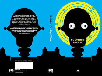 Book Covers - St. Cyborg's