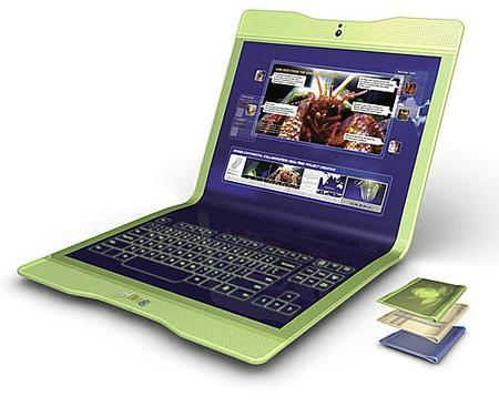 Laptop Designs - The Gelfrog