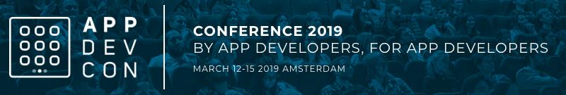 Appdevcon 2019