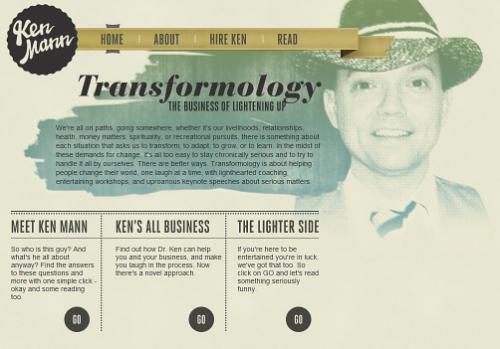 Transformology Portfolio