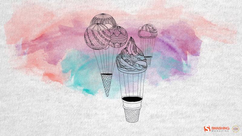 Ice Creams Away!