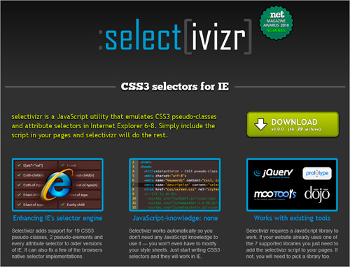 Selectivzr
