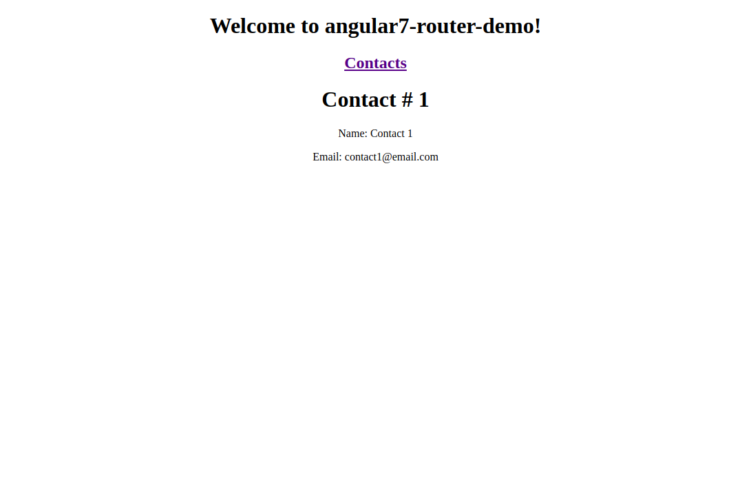 A Complete Guide To Routing In Angular — Smashing Magazine