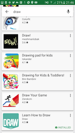 Learn How to Draw app store