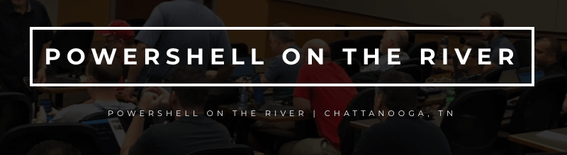 PowerShell on the River 2020