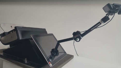 Tobii mobile eye-tracker in our UX lab