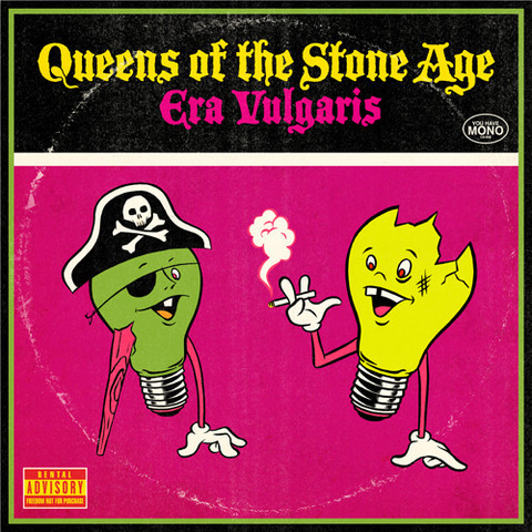 Queens Of The Stone Age: Era Vulgaris by Morning Breath Inc