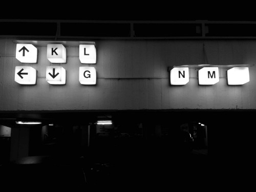 Wayfinding and Typographic Signs - cryptic-writings