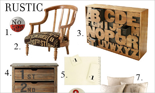 Trend roundup: Typographic home decor