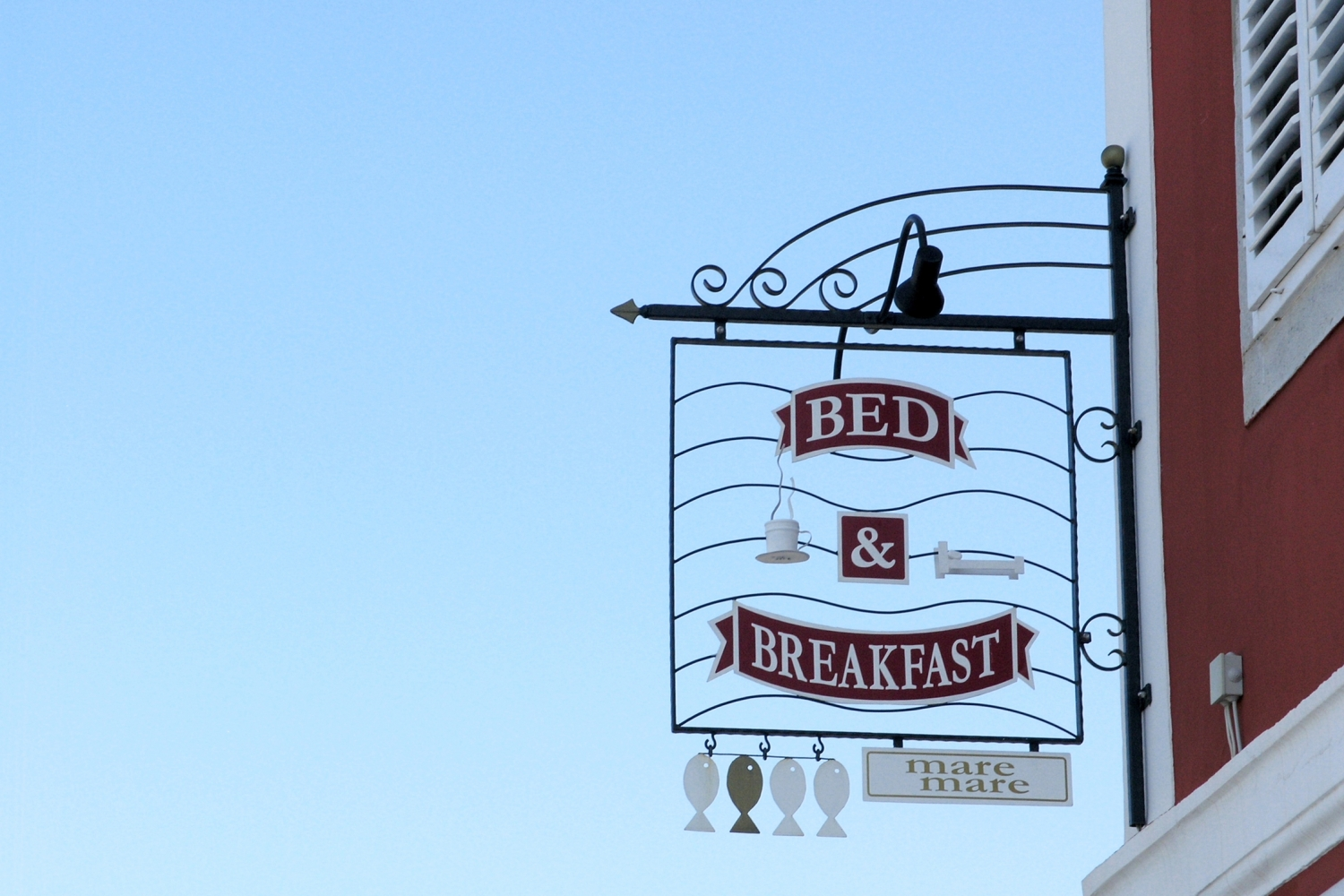 Bed And Breakfast License India