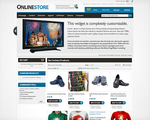 25 magento templates for your e commerce business smashing magazine accmission Gallery