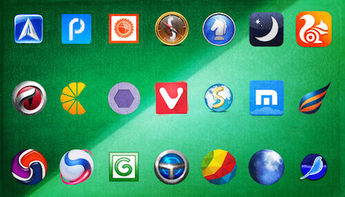 15 Impressive Alternative Browsers