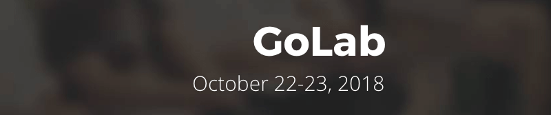 GoLab 2018