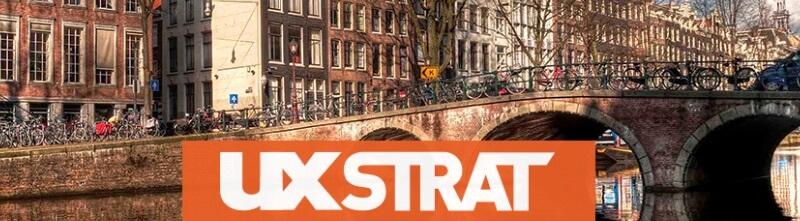 UX STRAT Europe 2019