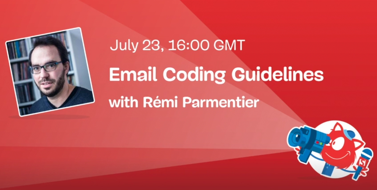 Become An HTML Email Geek With These Videos From Rémi Parmentier — Smashing Magazine
