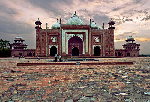 Mosque (Agra India)